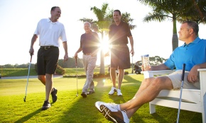 Personal shopper: Tee up a gift for a golfer