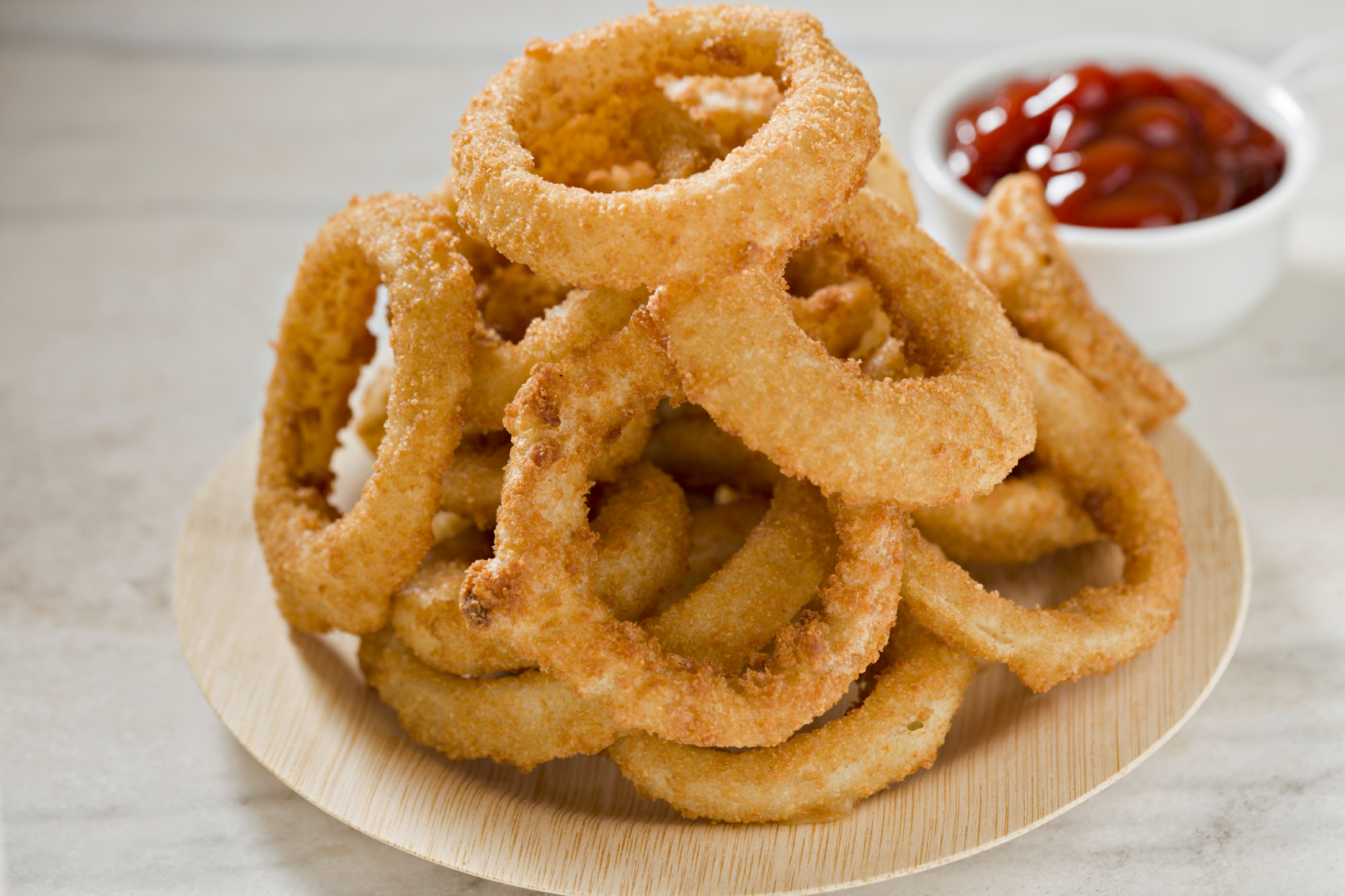 Fit to Be Fried: Our Beer Battered Onion Rings | From the Cupboard ...