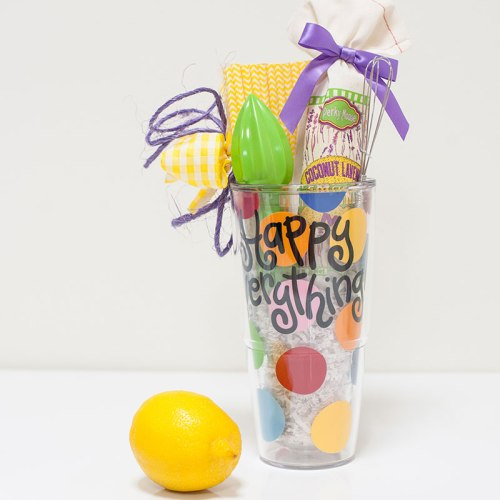 Happy Everything lemonade gift