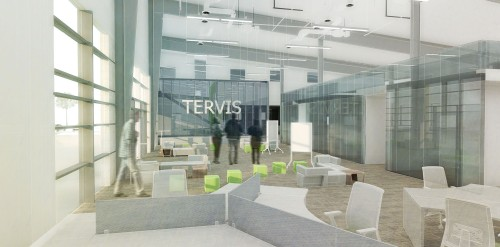 Tervis Innovation Center Rendering