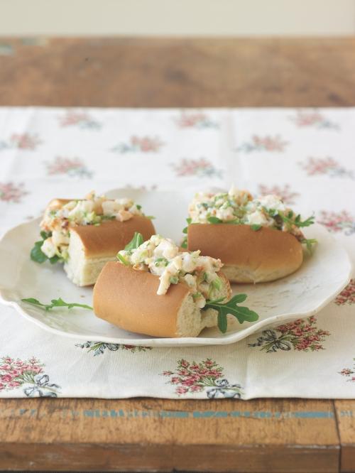 petite shrimp rolls