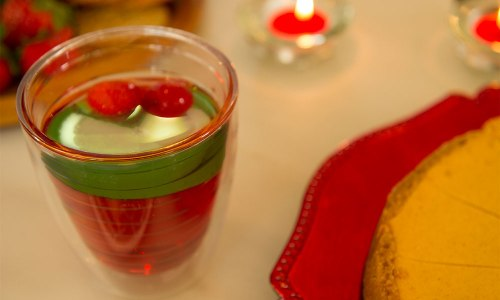 Thanksgiving Cranberry Punch