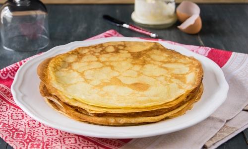 National Pancake Week