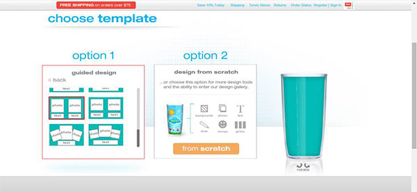 create a great then now tumbler with customyzer tervis blog