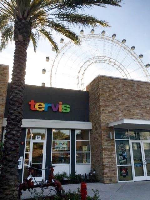 Orlando storefront