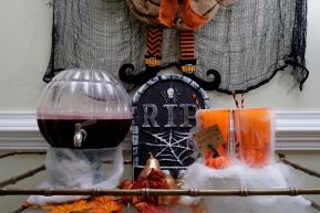 Tricks & Treats & Spooky Eats