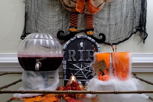Tricks & Treats & Spooky Eats