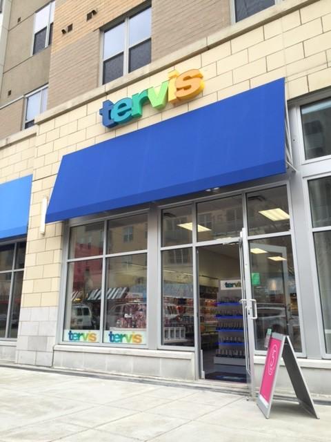 Cincinnati store front