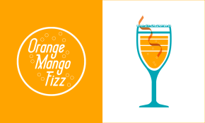 Orange Mango Fizz